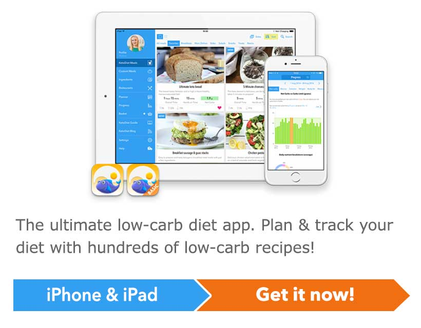 KetoDiet for iPhone & iPad