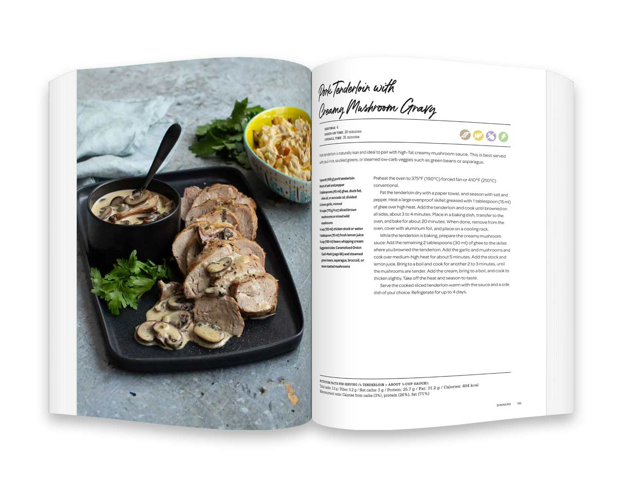 Announcing my New Keto Simple Cookbook!