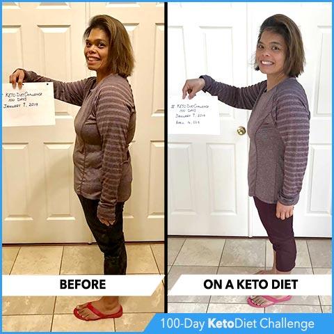 Vincitori della sfida KetoDiet da 100 giorni
