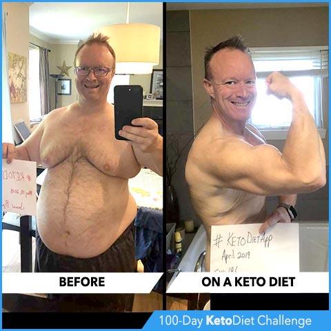 I vincitori della sfida KetoDiet da 100 giorni