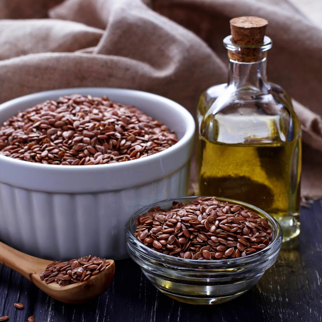 flaxseed oil in keto diet