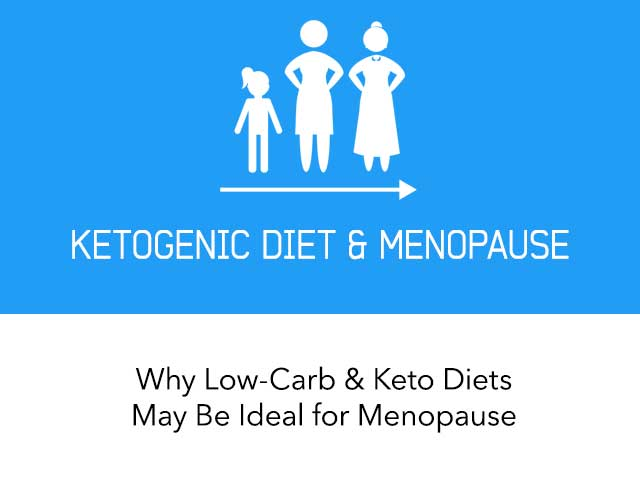 Ketogenic Diet And Menopause The Ketodiet Blog