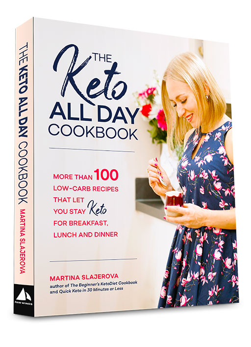 The Keto All Day Cookbook