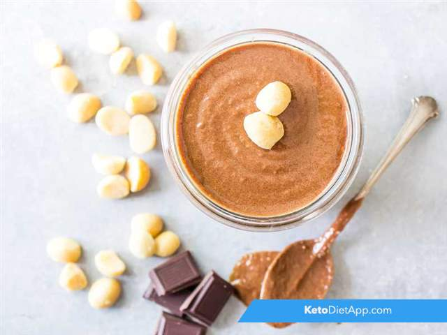 Macadamia chocolate spread