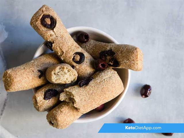 Kalamata bread sticks