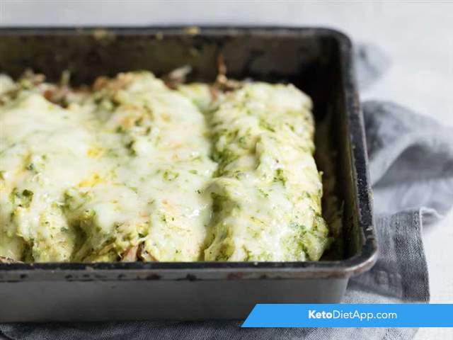 Best keto enchiladas