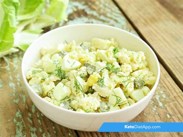 "Traditional Czech ""Potato"" salad"