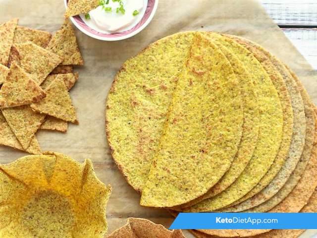 Best keto tortillas