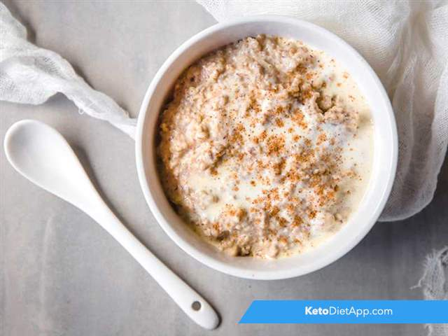 Nut & fruit porridge