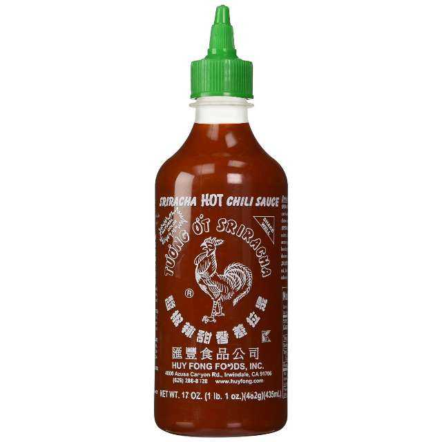 Huy Fong - Sriracha Hot Chili Sauce