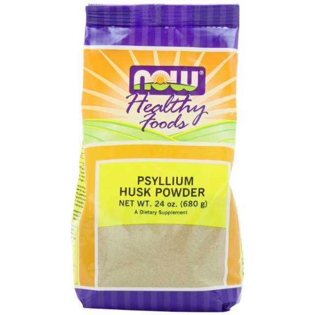 Now Foods Psyllium Husk Powder