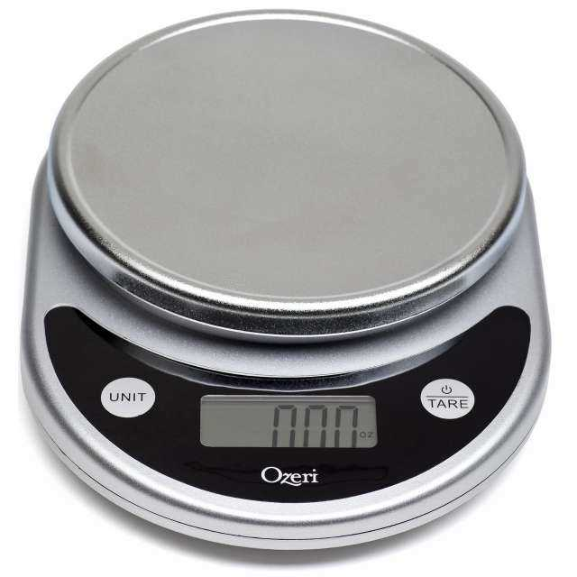 Ozeri Pronto Digital Multifunction Kitchen Scale