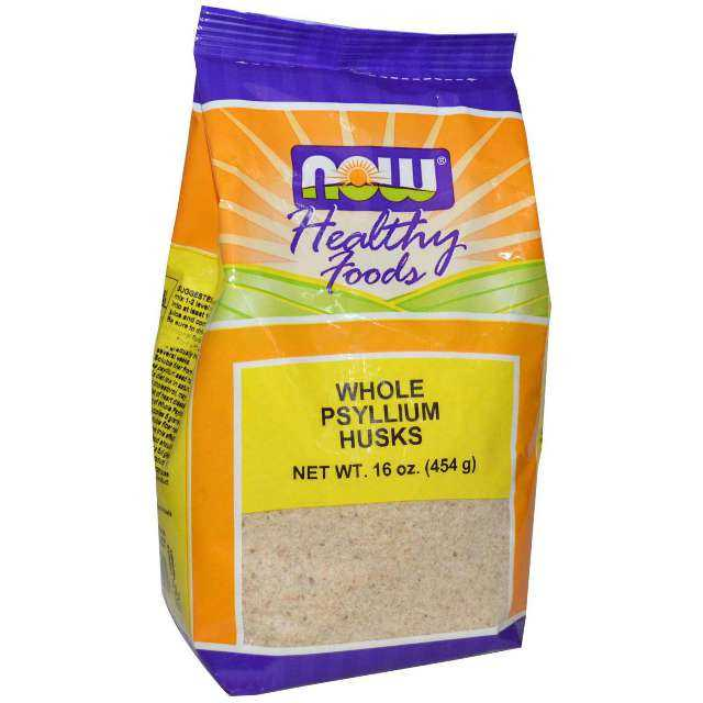NOW Foods Psyllium Husks Whole
