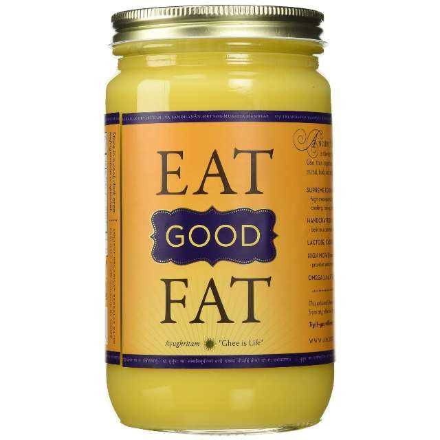 Eat Good Fat Ghee