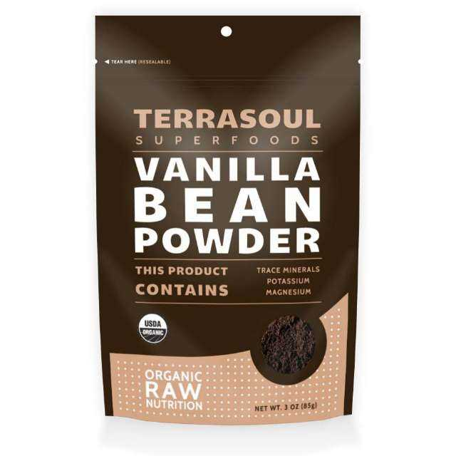 Terrasoul Superfoods Vanilla Bean Powder