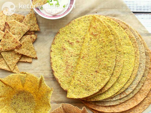 Best keto tortillas