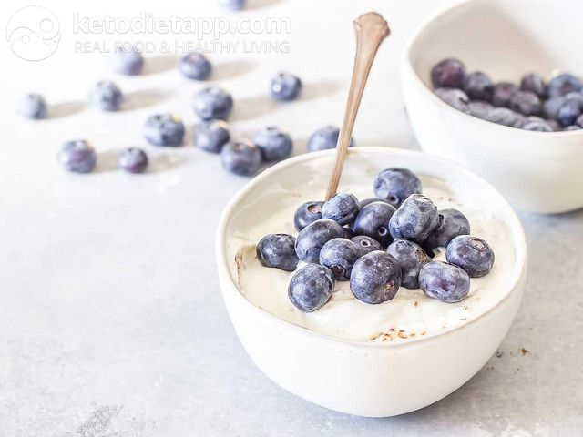 Greek Yogurt With Blueberries Recipes The Ultimate Low