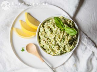 Artichoke & lemon pesto