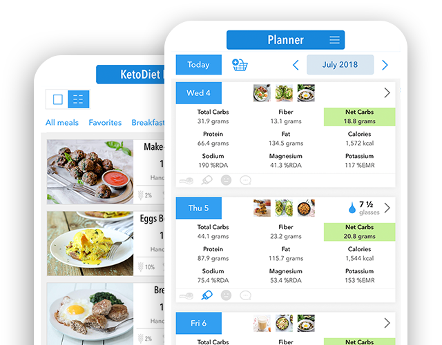 KetoDiet App Preview